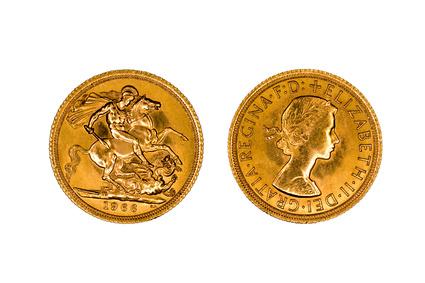 Acquisto e vendita sterline oro Trieste