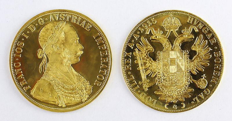 Ducato d'Austria 1915
