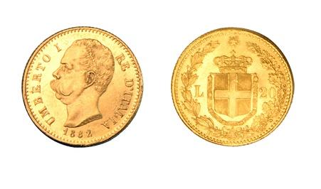 Monete oro Friuli