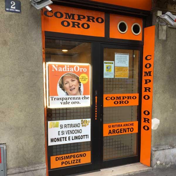 27d7f29e9e Un Compro Oro e Argento a Trieste? Scegli il nostro!